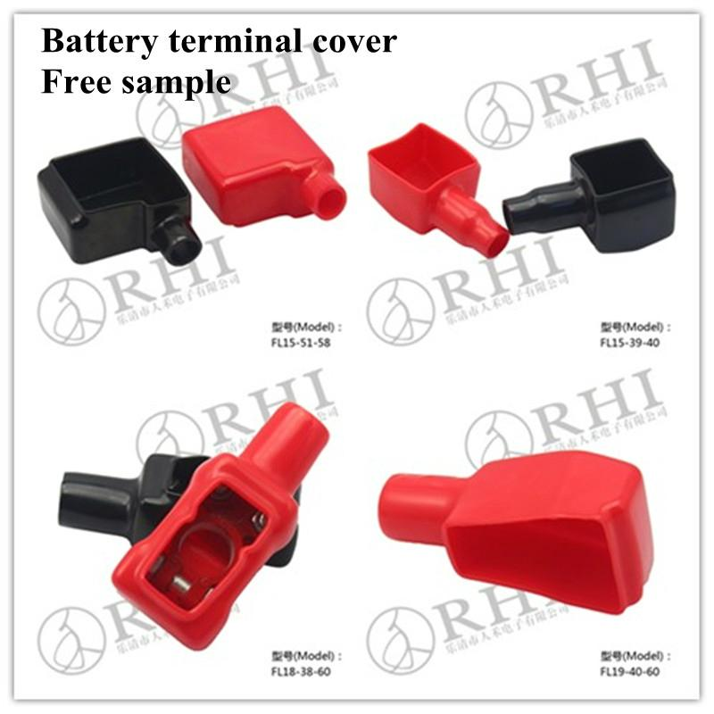 RHI battery terminal cap for electric motorcycle multi cable terminal connectors 4