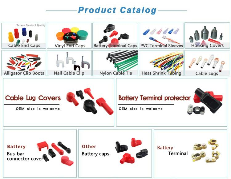 RHI battery terminal cap for electric motorcycle multi cable terminal connectors 10