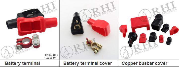 蓄電池銅排保護套 10