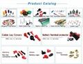 蓄電池銅排保護套 12