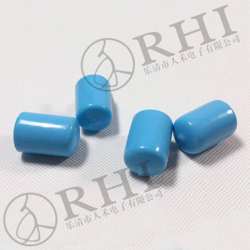 Rhi 10mm End Caps Plastic End Cap For Pipe Pvc Cable Cover