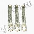 编织铜排 铜排软连接