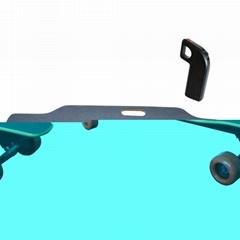 智能4轮滑板气垫板