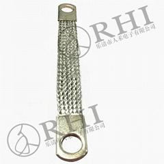 定制各种规格铜编织带软连接
