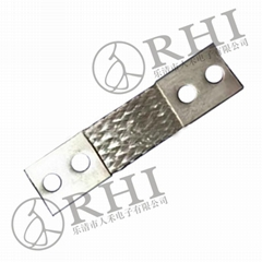 镀锡铜排软连接编织带