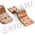 30mm width flexible ground busbar earth bar