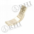 供应铜箔软连接 铜排焊接