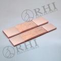 braided battery busbar copper earth bar