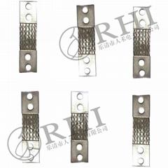 新能源电池软连接片,加工制定各种软连接 编织铜排