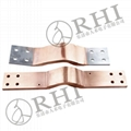 Flexible copper busbar