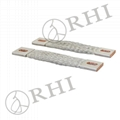 Tin plated braided busbar ,flexible copper bus bars