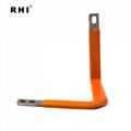 Flexible busbar, C11000 copper bending