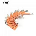 導電設備連接件 新能源銅排硬連接 噴塑工藝 廠家供應 4