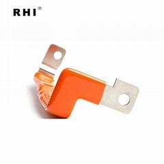 定做銅皮軟連接 銅箔軟連接 可折彎軟連接 銅導電帶