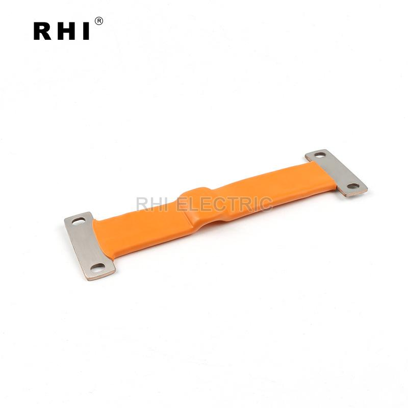 PVC绝缘铜导电带 6