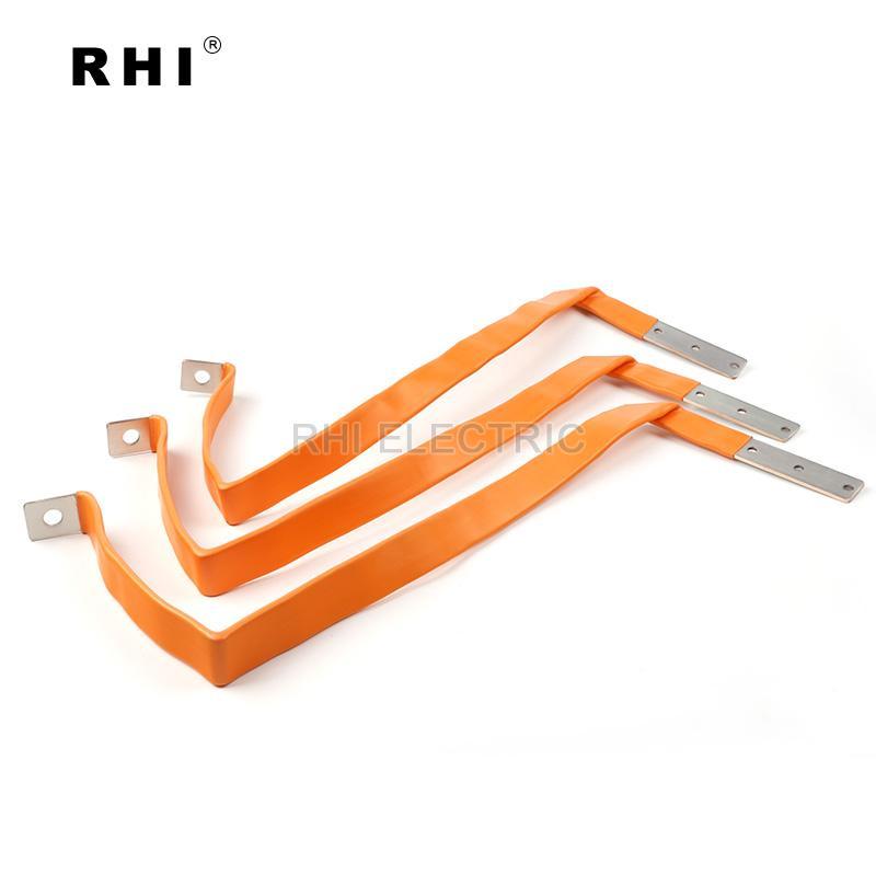 供應銅箔軟連接 銅排焊接 2