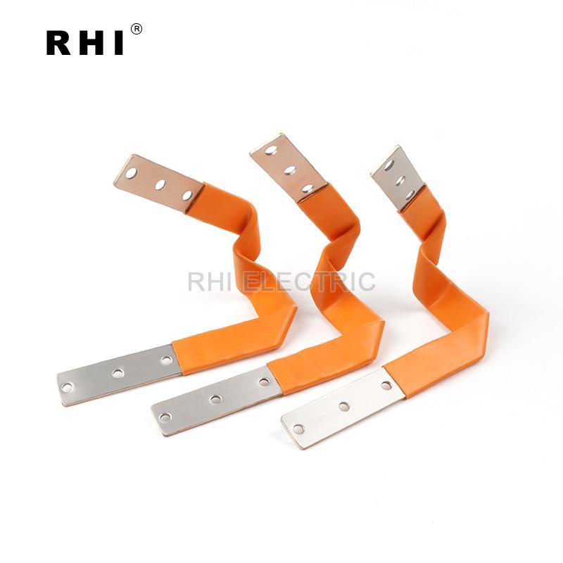 copper flex connector flexible bar copper busbar