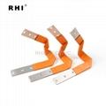 copper flex connector flexible bar