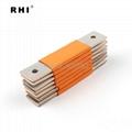 定製新能源電池母排連接 正負極柔性母排 銅排 3