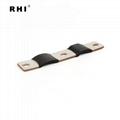 copper flexible jumper flat bus bar