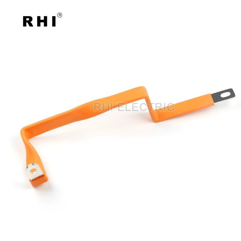 conductive copper busbar, customized rigid bus bar 2