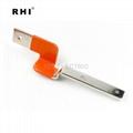 conductive copper busbar, customized rigid bus bar 9