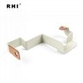 RHI Pure T2 copper bus bar connector ,