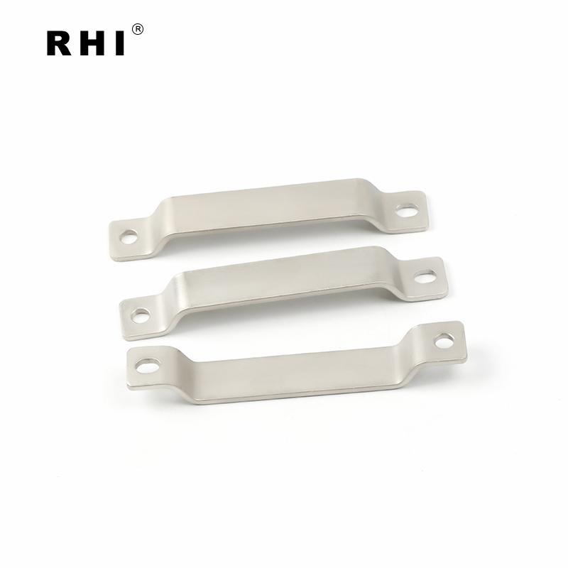 Custom bended aluminum Busbar 1