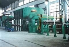 平板硫化机全套生产线