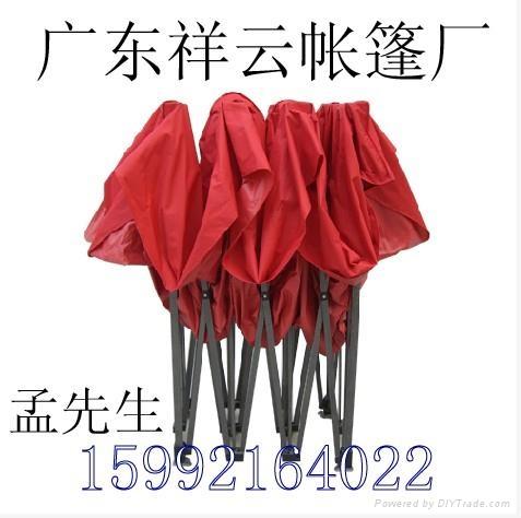 供應江門廣告帳篷 1