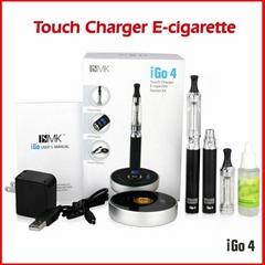 Shenzhen electronic cigarette factory high quality iGo4 E-cig with CE4
