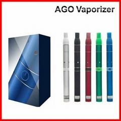 Original Ago G5 650mAh Herb Vaporizer Super A Quality LCD Puff Counts Portable