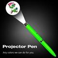定制LOGO投影笔 激光投影圆珠笔 LED广告投影灯 6