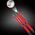定制LOGO投影笔 广告投影笔圆珠笔为广告促销礼品 5