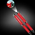 定制LOGO投影笔 广告投影笔圆珠笔为广告促销礼品 4