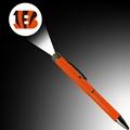 金属LED 投影笔 定制LOGO投影灯笔为促销礼品 5