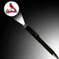 金属LED 投影笔 定制LOGO投影灯笔为促销礼品 2