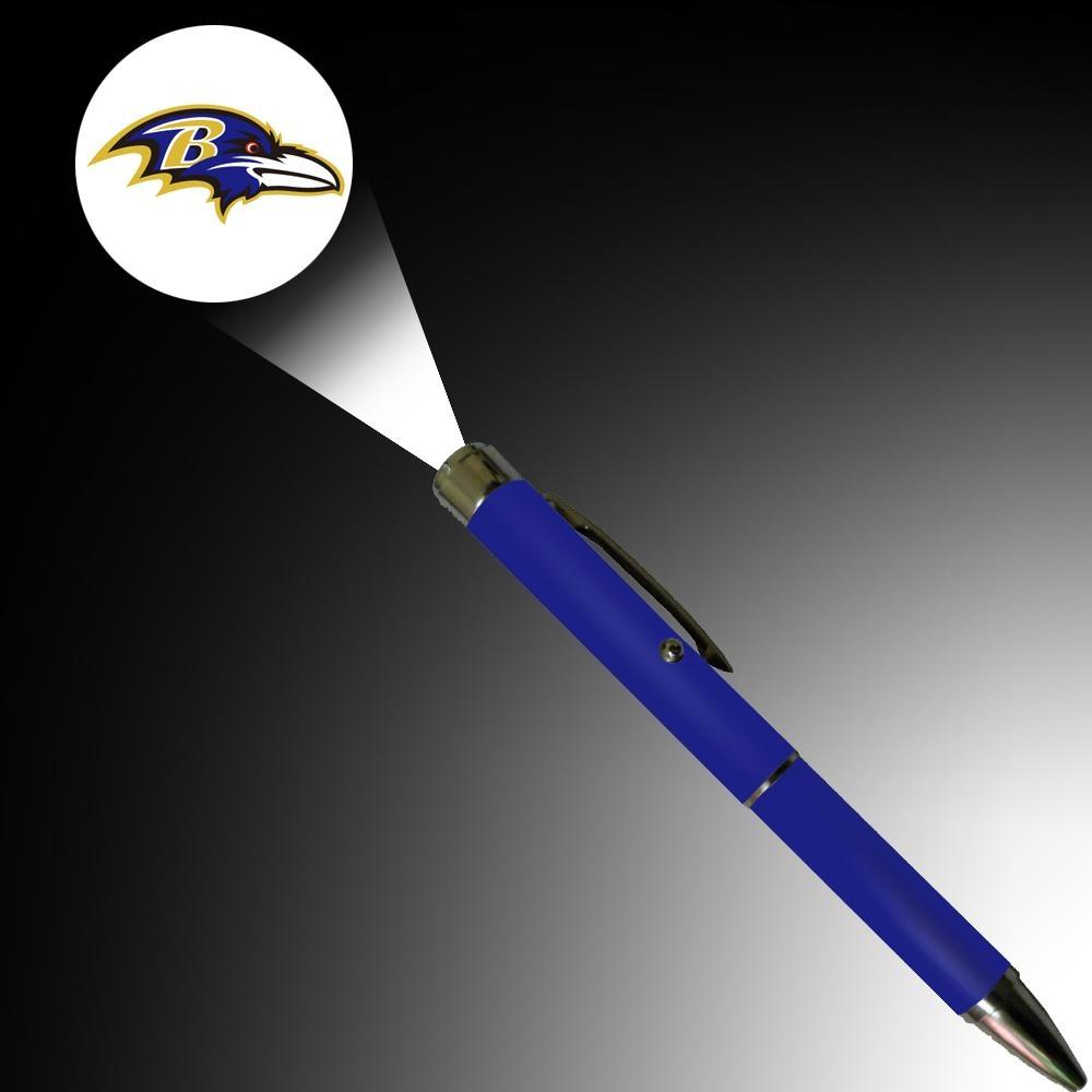金属LED 投影笔 定制LOGO投影灯笔为促销礼品 6