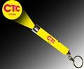 LOGO投影灯 激光投影电筒 LED钥匙扣促销礼品 2