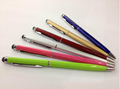 Mini capacitive stylus pen for