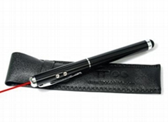 电子触摸笔 多功能激光手写笔 时尚高灵敏度触控笔 定制任何颜色