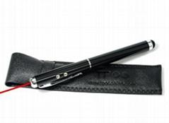 電子觸摸筆 多功能激光手寫筆 時尚高靈敏度觸控筆 定製任何顏色