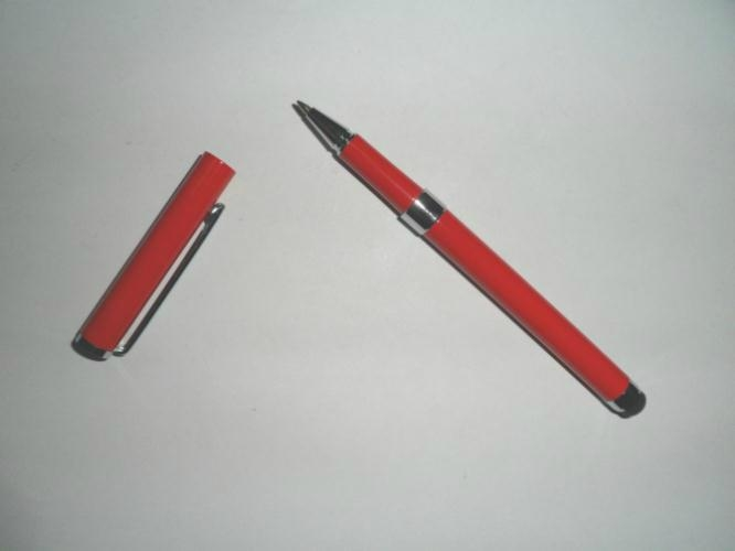 2 in 1 Cheap capacitive Stylus touch pens stylus gel ink pens with stylus tip 3