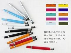 2016 年新设计两用触摸屏手写笔 智能手机触控笔笔