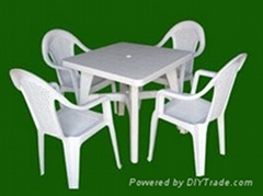 79塑料方桌