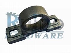不锈钢铸件轴承座