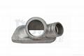 不鏽鋼鑄件管閥 1