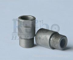 铁制定制的管螺母