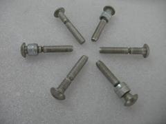 304不锈钢哈克钉配套环