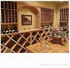 长沙红酒展示柜